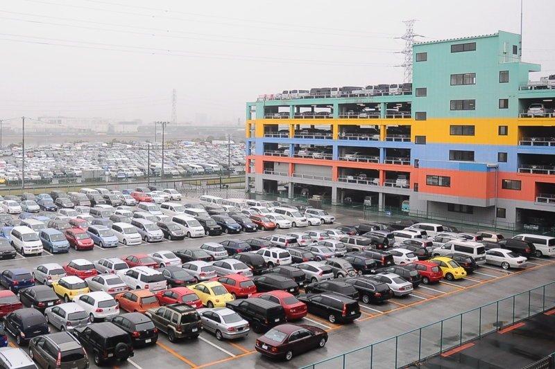 Какой автомобиль можно купить в Японии за 100 тыс.рублей? авто, факты, цены