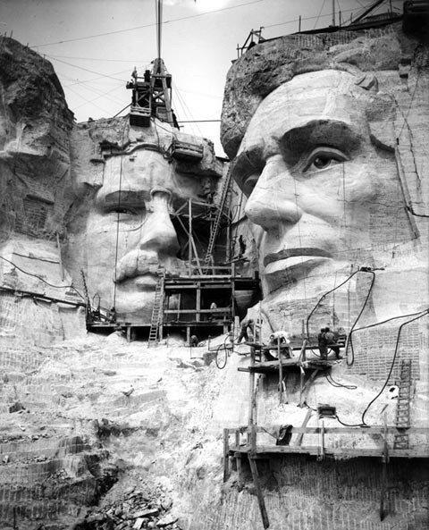 4. Гора президентов США достопримечательности, интересно, история, строение, фото