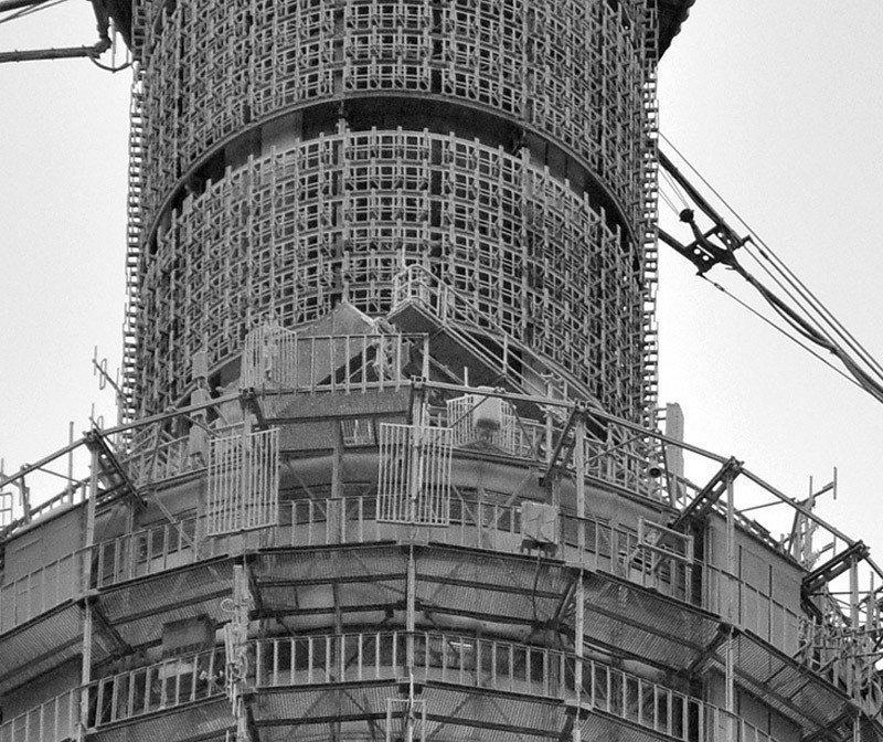 1. Останкинская башня достопримечательности, интересно, история, строение, фото