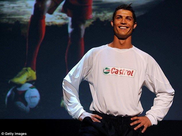 Самый высокооплачиваемый спортсмен мира: с кем сотрудничает Криштиану Роналду? заработок, знаменитости, криштиану роналду, реал мадрид, роналду, спорт, спортсмены, футбол