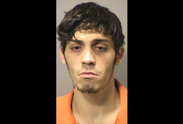 25-летний Майкл Мальдонадо Тюрьма, америка, видео, побег, полиция, преступник, сша