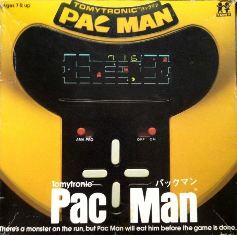 Pac-Man — аркадная видеоигра, которую разработала японская компания Namco 1980-е, видеоигры, интересно, постеры, фото, япония