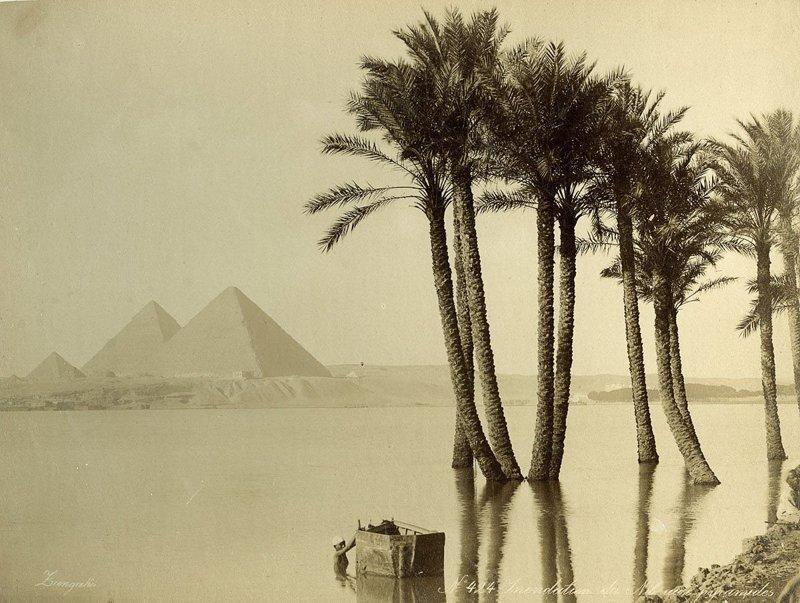 9. Нил братья Зангаки, египет, интересно, история, фото