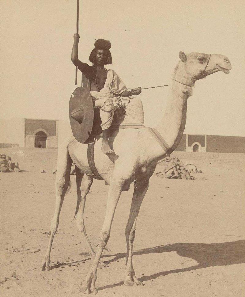 3. Бишаринский солдат братья Зангаки, египет, интересно, история, фото
