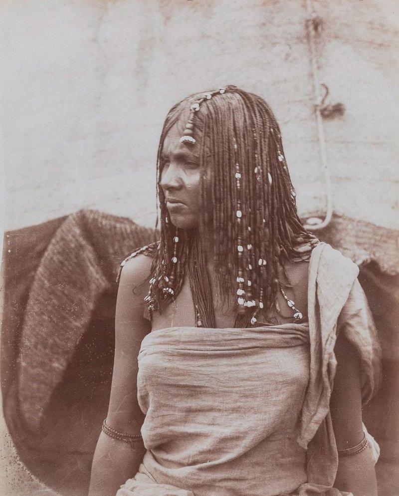 10. Женщина из племени  братья Зангаки, египет, интересно, история, фото