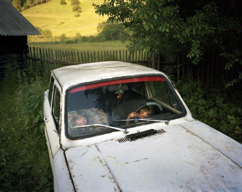 Простая жизнь людей народности Бойки в западной Украине бойки, люди, фотография, фоторепортаж, ян брыччинский