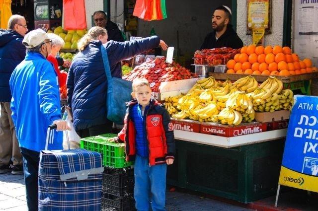 Колхоз по-еврейски. Как горстка фермеров Израиля завалила страну продуктами Израиль, еврей, кибуц, колхоз, фермер