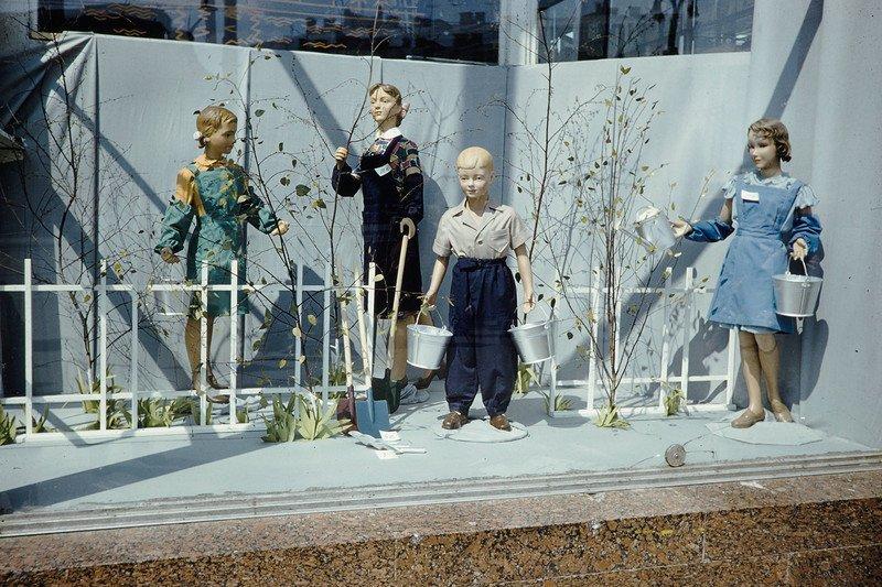 Советские товары 1959 г. на снимках Харрисона Формана. Часть 1 СССР, история, факты, фото
