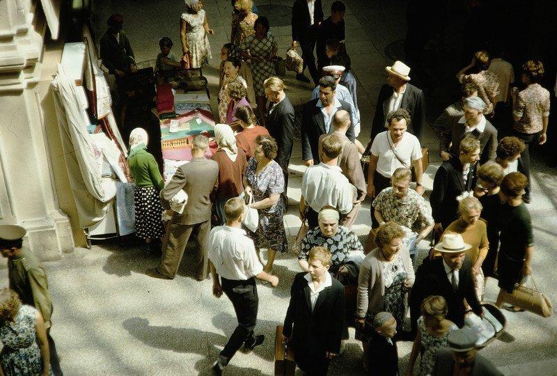 Советские товары 1959 г. на снимках Харрисона Формана. Часть 2 СССР, история, факты, фото