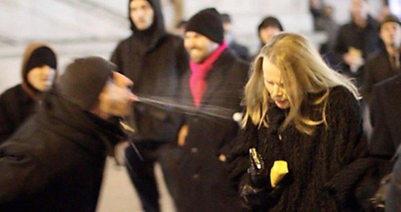 Права на самозащиту ликвидируются полностью насилие, оружие, толерантность