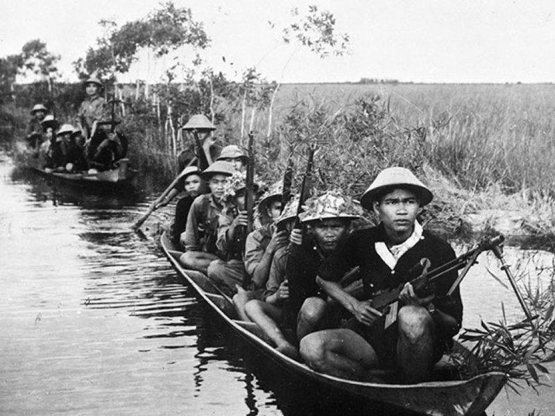 Война во Вьетнаме (1965-1975) СССР, война, конфликт, секрет, тайна