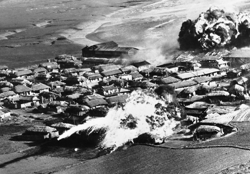 Корейская война (1950-1953) СССР, война, конфликт, секрет, тайна