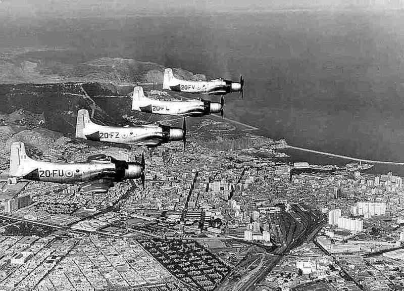 Война в Алжире (1954-1964) СССР, война, конфликт, секрет, тайна