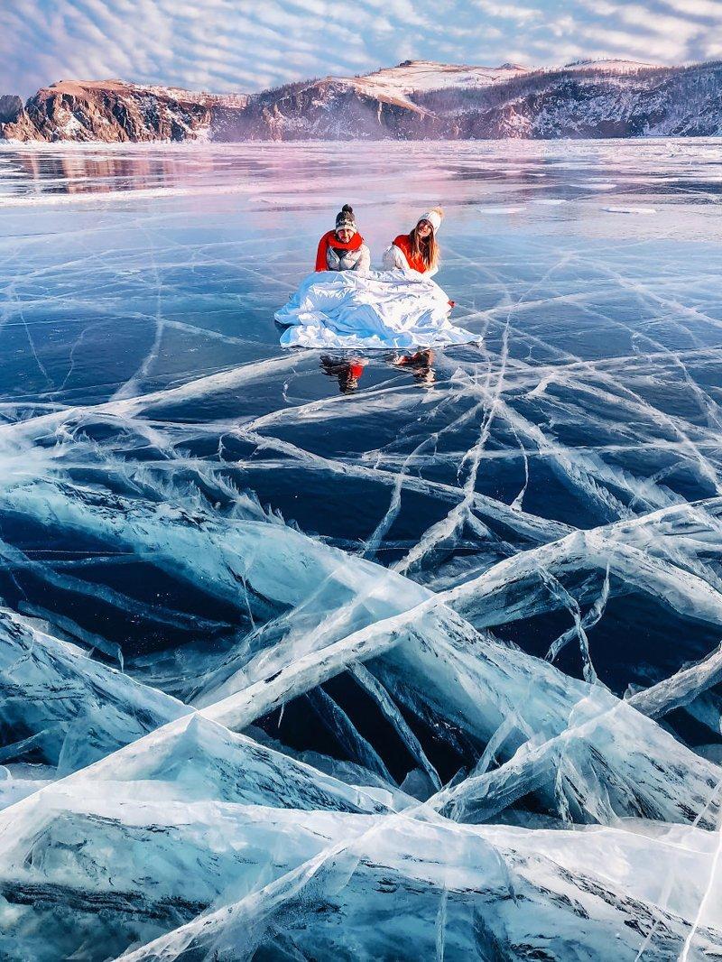 33. байкал, лед, озеро, природа, россия, фотограф, фотомир