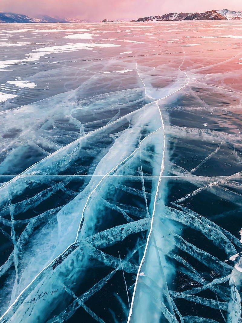 17. байкал, лед, озеро, природа, россия, фотограф, фотомир