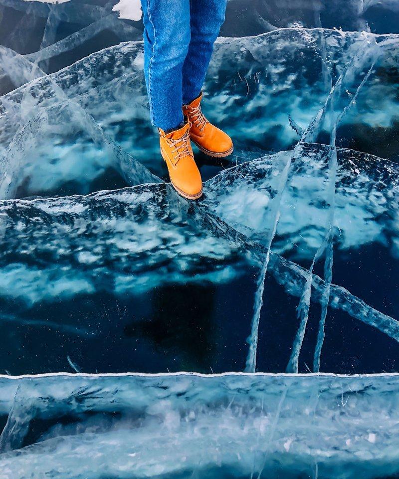 10. байкал, лед, озеро, природа, россия, фотограф, фотомир