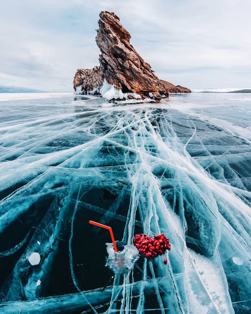 28. байкал, лед, озеро, природа, россия, фотограф, фотомир