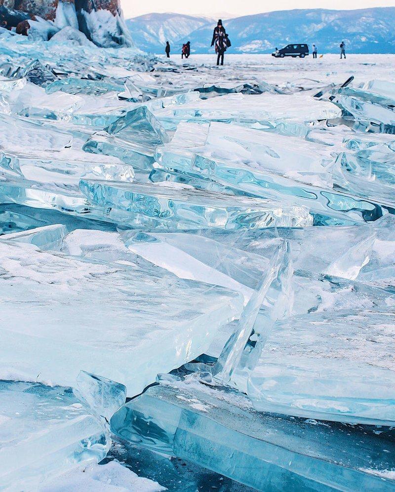15. байкал, лед, озеро, природа, россия, фотограф, фотомир