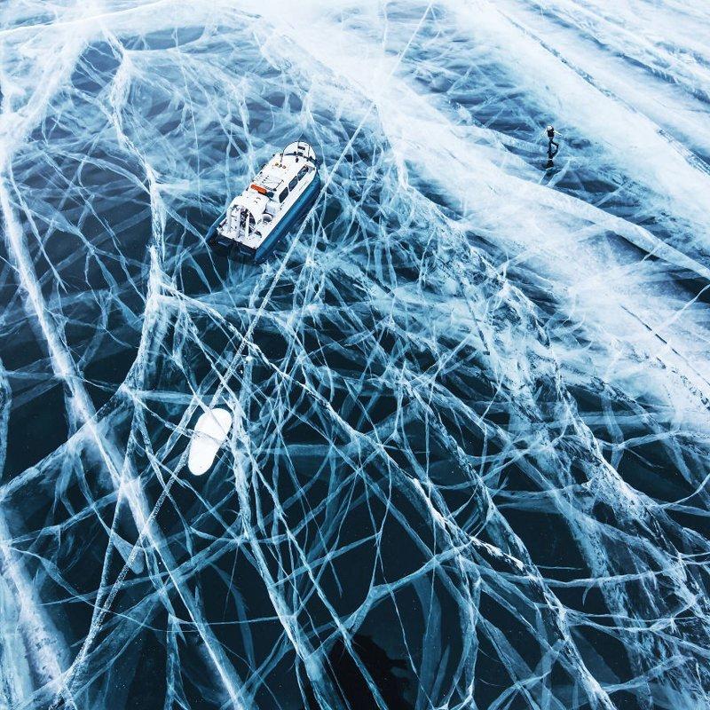 27. байкал, лед, озеро, природа, россия, фотограф, фотомир