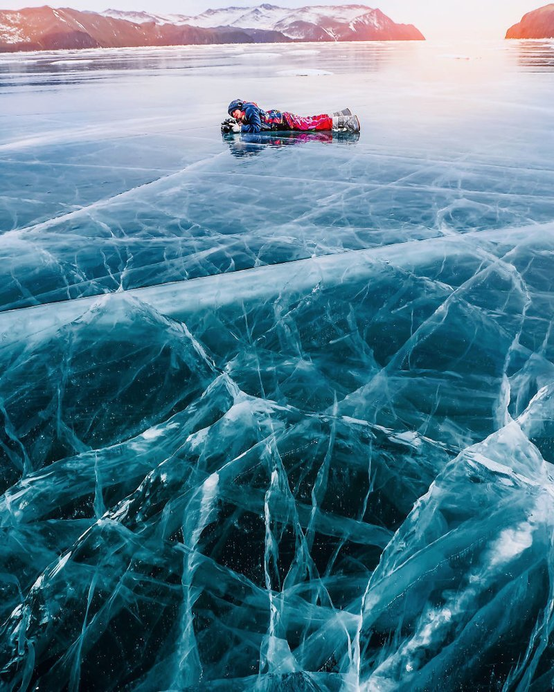 30. байкал, лед, озеро, природа, россия, фотограф, фотомир