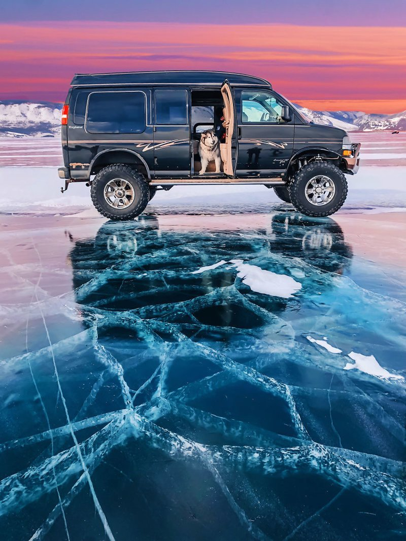 25. байкал, лед, озеро, природа, россия, фотограф, фотомир