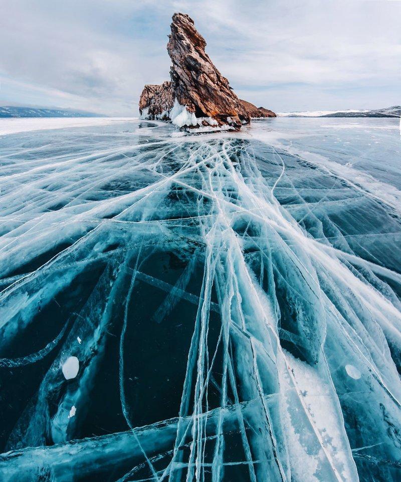 21. байкал, лед, озеро, природа, россия, фотограф, фотомир