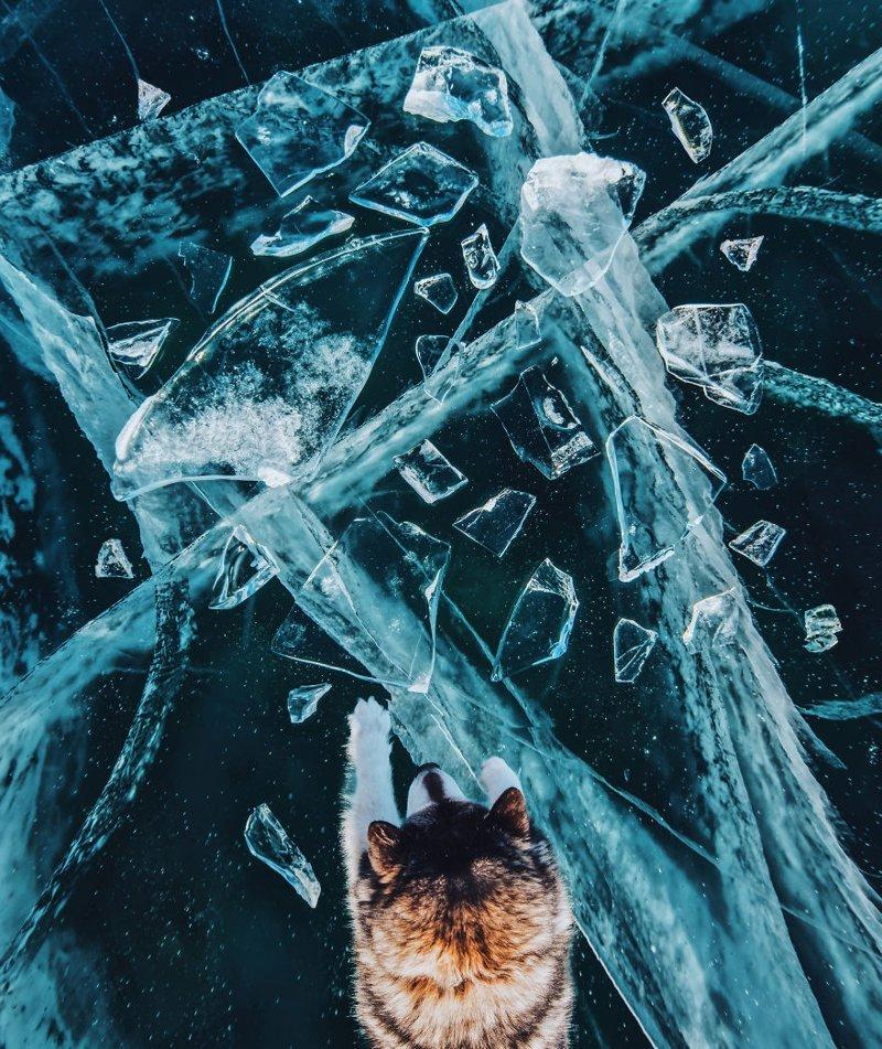 3. байкал, лед, озеро, природа, россия, фотограф, фотомир
