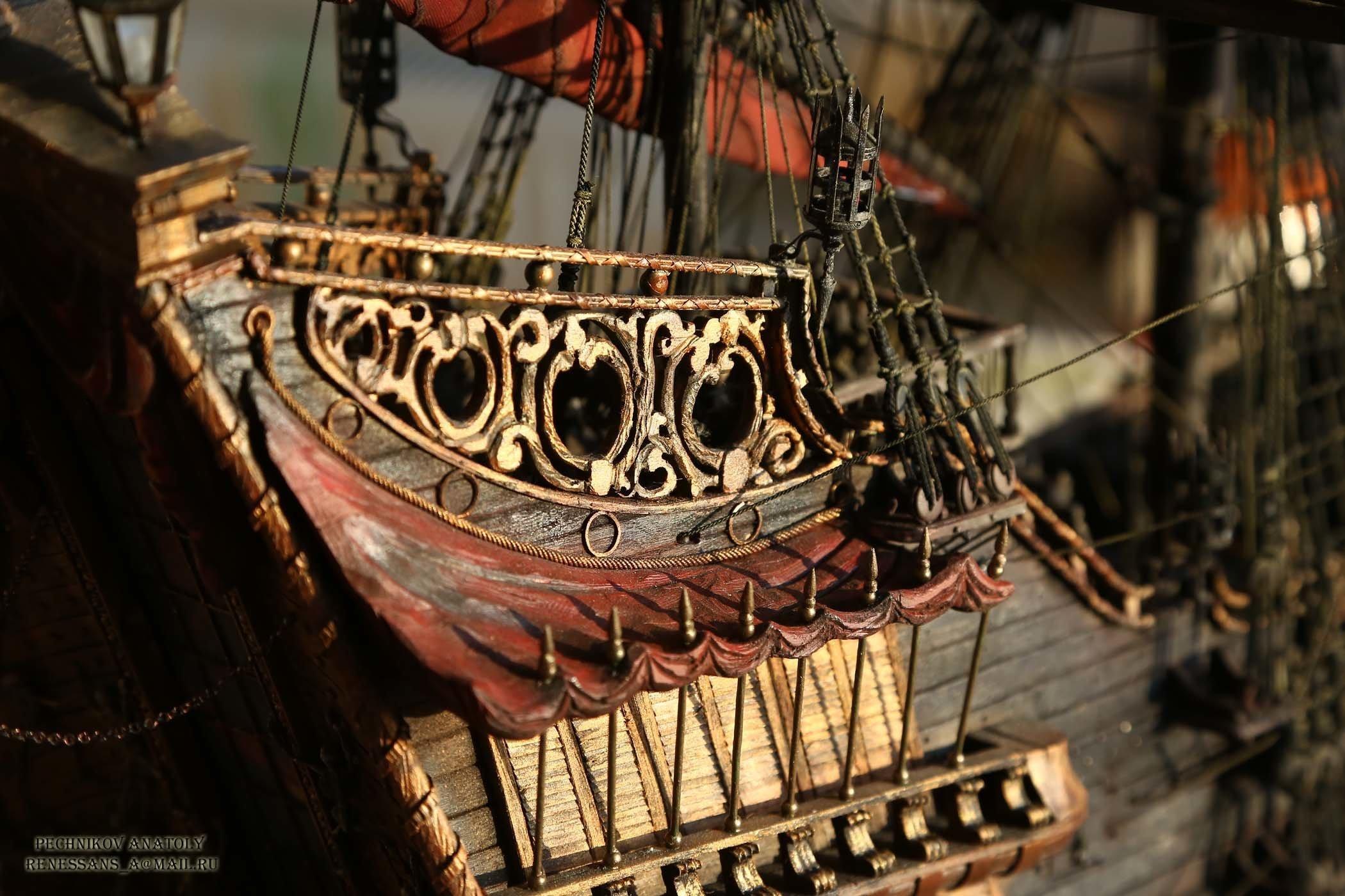 макеты пиратских кораблей фото выпуск это приквел