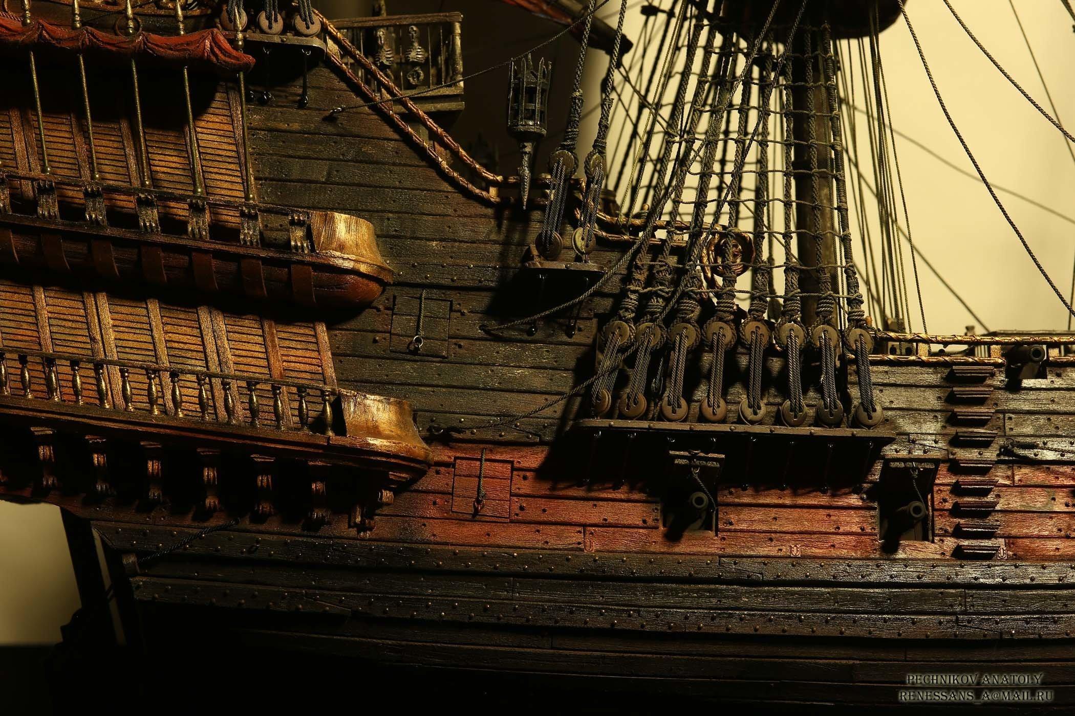 колхидский корабль месть королевы анны фото полностью