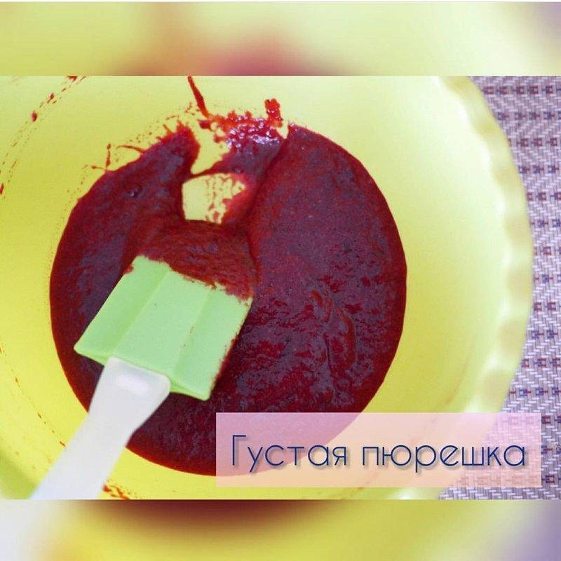Ягодное/фруктовое пюре домашние сладости, домашний зефир, зефир, натуральные сладости, полезные сладости, рецепт, рецепт зефира