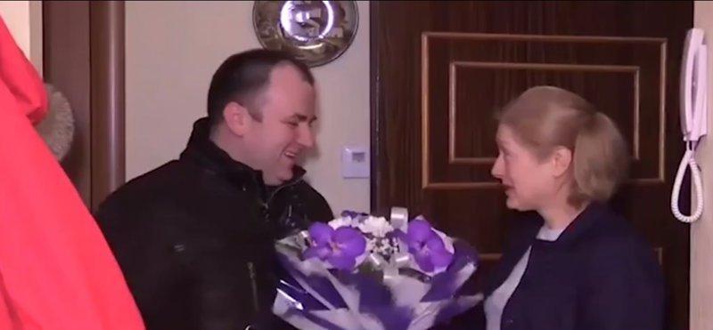 Пережившую теракт петербурженку поздравили с именинами ynews, взрыв в метро, именины, новости, поздравление, путаница