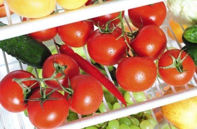 16. Хранение помидоров еда, овощи и фрукты, продукты, советы, храним правильно