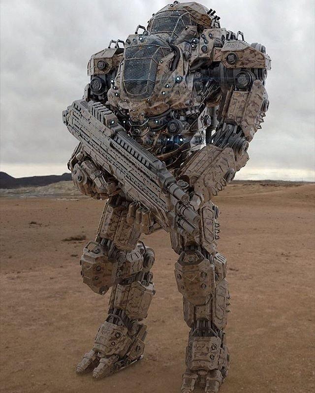 Как будут выглядеть солдаты будущего в представлении художников и дизайнеров арты, будущее, искусство, картинки, солдаты, художники