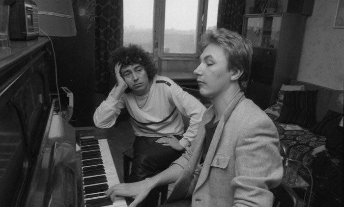 Валерий Леонтьев и Игорь Николаев, 1985 год звезды, знаменитости, люди, музыканты, певцы, фотограф