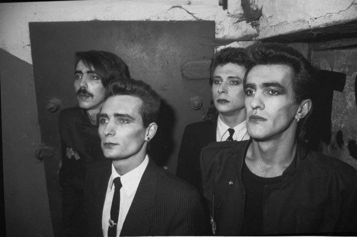 «Наутилус Помпилиус», 1987 год звезды, знаменитости, люди, музыканты, певцы, фотограф