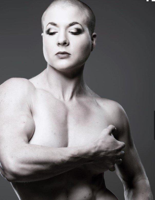 """Титулованная культуристка поразила соцсеть превращением в """"мужика"""" внешность, культуристка, люди, спорт, тело"""