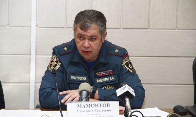 В домах главы МЧС Кемеровской области Александра Мамонтова прошли обыски! люди, новости, факты, фото