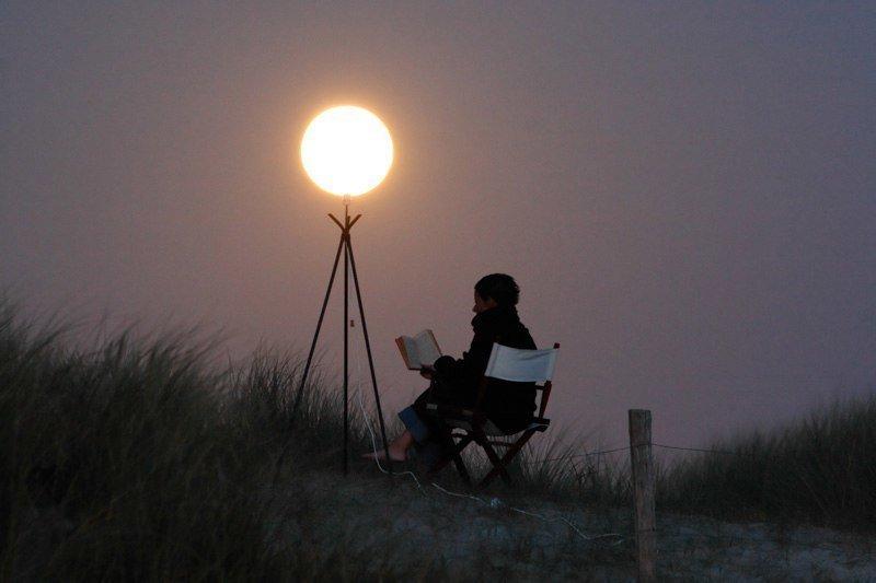 Греет ли свет Луны? вопрос, ответ., хочу все знать