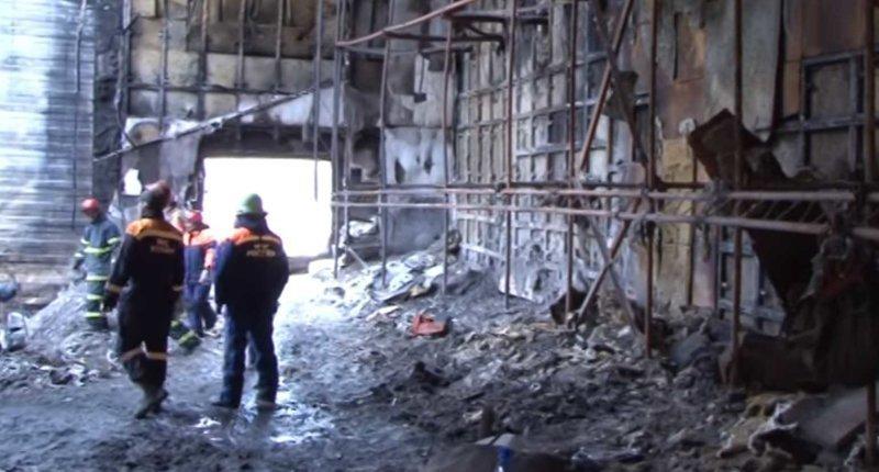 29 марта была установлена причина пожара ynews, зимняя вишня, кемерово, новости, пожар в кемерово, трагедия в Кемерово