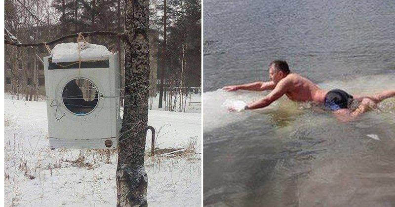 15 фото российской действительности, которые ужасают иностранцев действительность, медведи, россия, русский, фото, экстрим