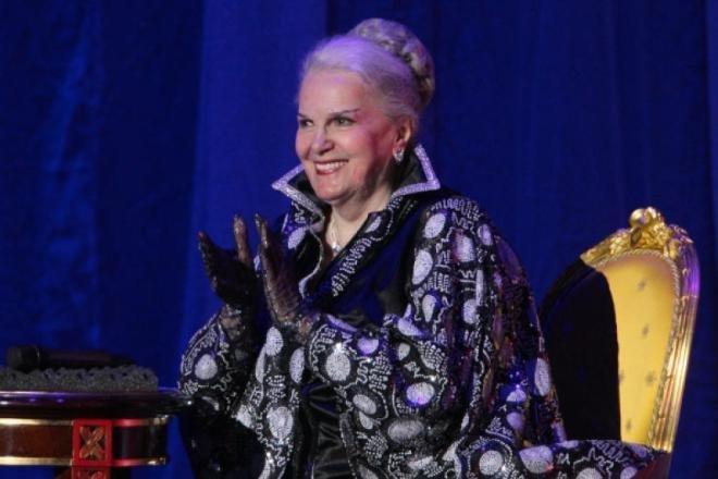 Элина Быстрицкая дождалась поздравления от президента ynews, СССР, актриса, владимир путин, звезда, новости, поздравление, элина быстрицкая, юбилей