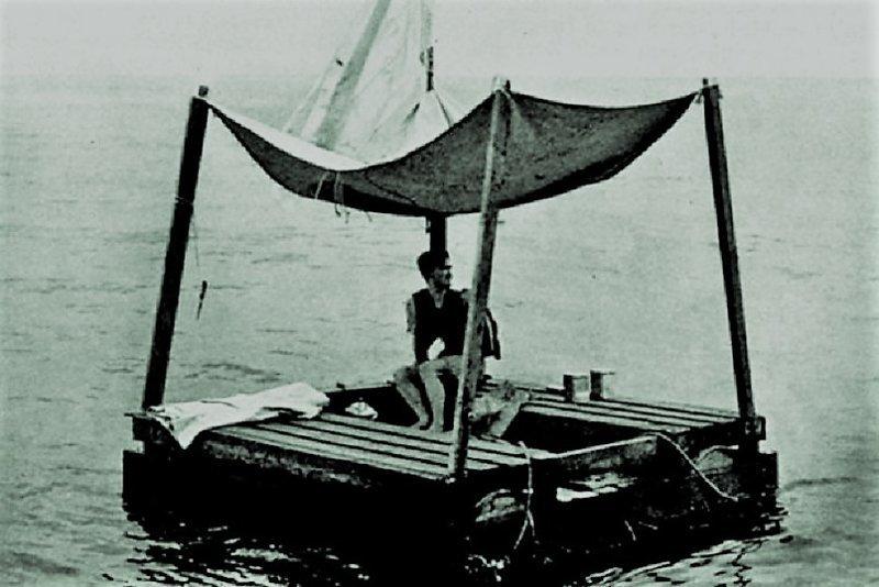 133 дня Пун Лима. История моряка, затерянного в океане Пань Лянь, день в истории, интересное