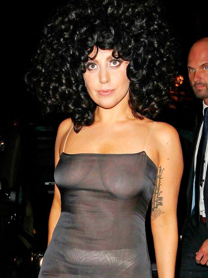 Леди Гага голливуд, грудь, звезда, знаменитости, интересное, силиконовые сиськи, сиськи, фото