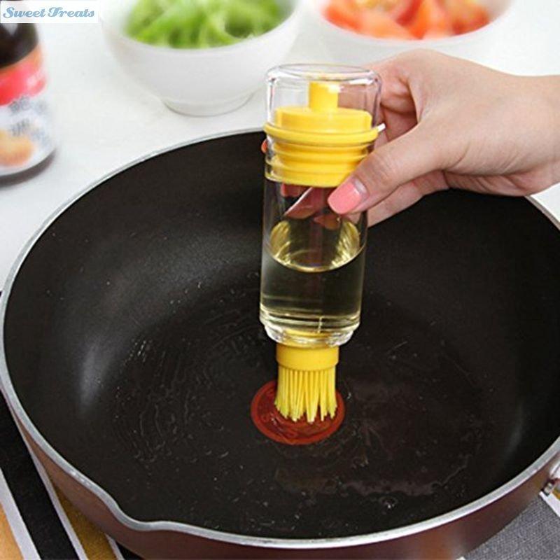 6. Кулинарная приспособа для смазывания поверхностей тонким слоем масла aliexpress, вещи, интернет-магазин, кухня, необычно, подарки, удобно