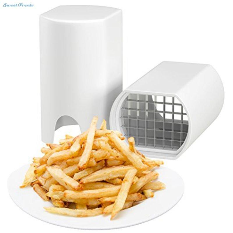 1. Для легкой нарезки картофеля и других овощей брусочками aliexpress, вещи, интернет-магазин, кухня, необычно, подарки, удобно