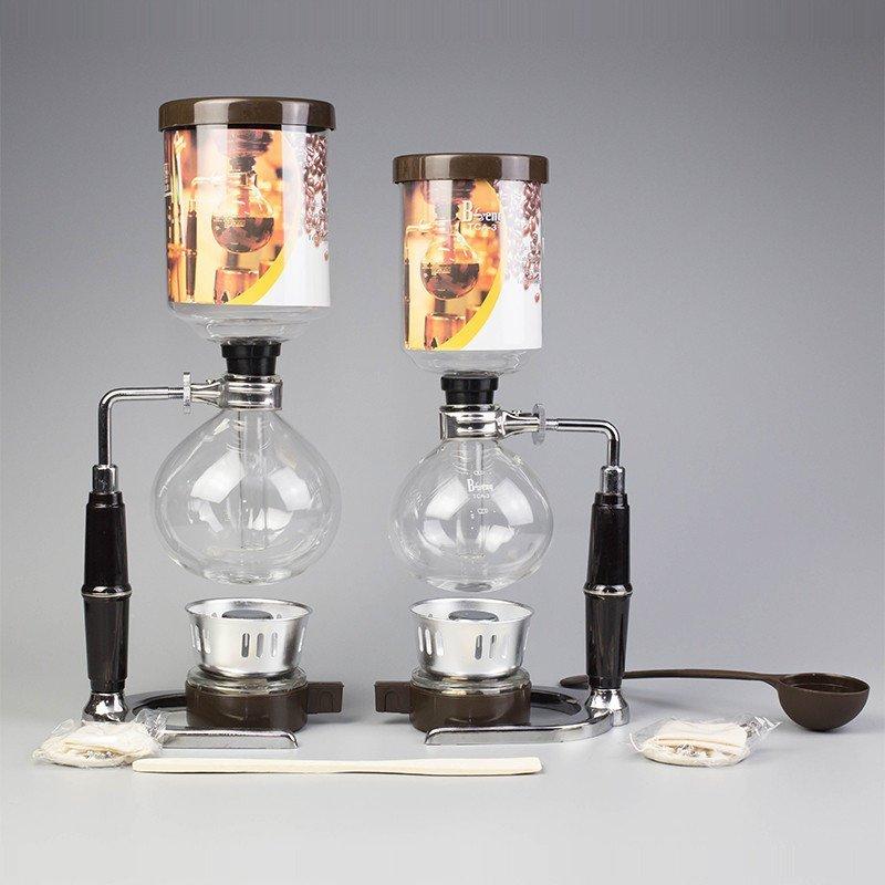 9. Стеклянный сифон для приготовления кофе aliexpress, вещи, интернет-магазин, кухня, необычно, подарки, удобно