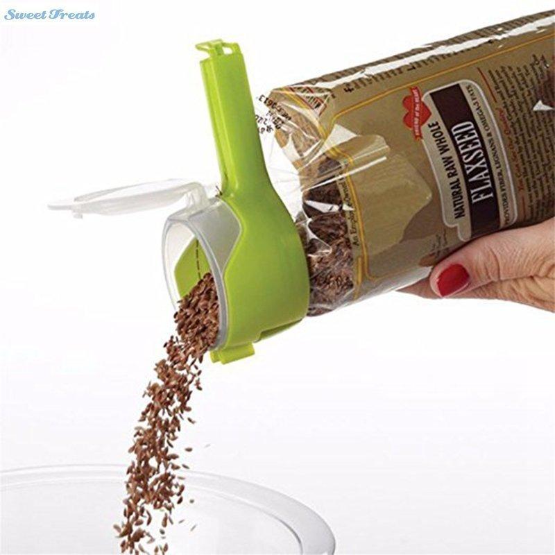 5. Клипса для герметизации пластиковых пакетов aliexpress, вещи, интернет-магазин, кухня, необычно, подарки, удобно