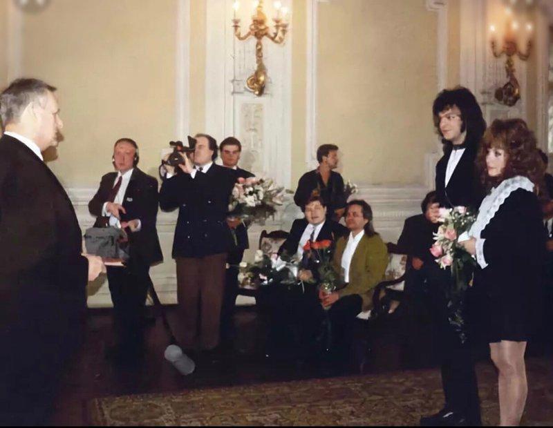 Алла Пугачева и Филипп Киркоров, 1994 актеры, звезды, знаменитости, политики, свадьба, эстрада