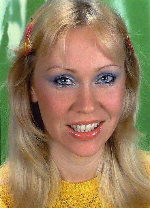 В день рождения бывшей солистки группы ABBA Агнета Осе Фэльтског, - посвящается!!! автор песен, день рождения, музыкальный продюсер, певица