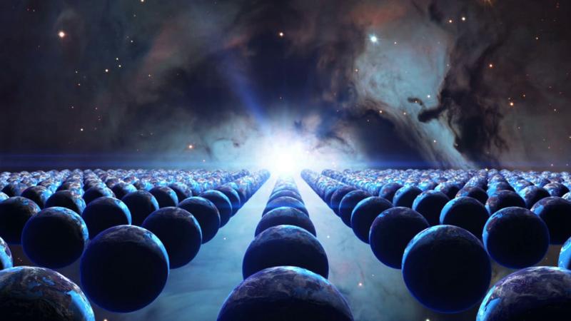 Одна из многих вселенная, космос, наука, теории